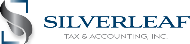 Silverleaf Tax & Accounting Logo
